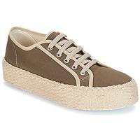 Zapatos Mujer Zapatillas bajas André LODGE Kaki