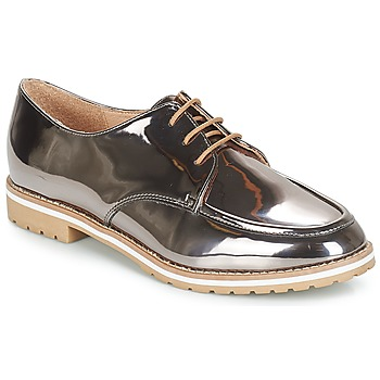 Zapatos Mujer Derbie André CHARLELIE Plateado