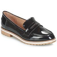 Zapatos Mujer Mocasín André PORTLAND Negro