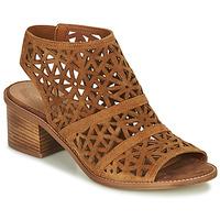 Zapatos Mujer Sandalias André CARIOCA Camel