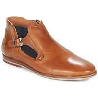 Zapatos Hombre Botas de caña baja André GAMIN Marrón