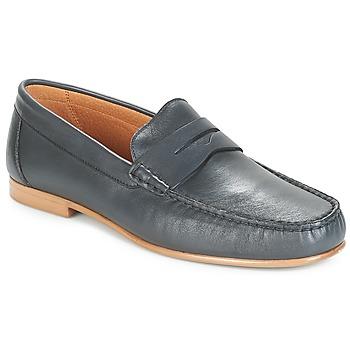 Zapatos Hombre Mocasín André DIEGO Gris