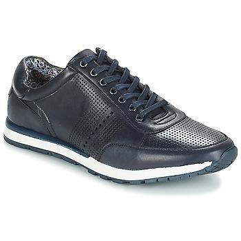 Zapatos Hombre Zapatillas bajas André LYNX Azul