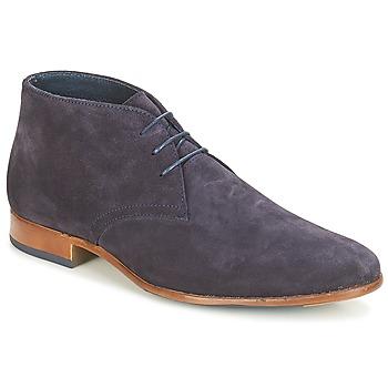 Zapatos Hombre Botas de caña baja André VALLON Marino