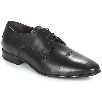 Zapatos Hombre Derbie André MORGANI Negro