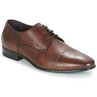 Zapatos Hombre Derbie André MORGANI Marrón