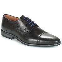 Zapatos Hombre Derbie André GALET Negro