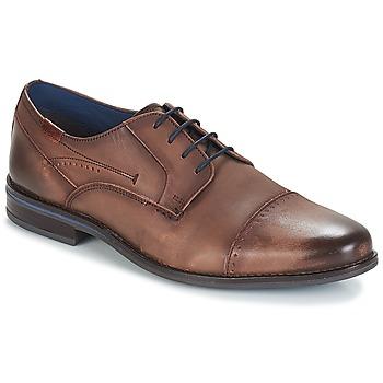 Zapatos Hombre Derbie André TORTONE Marrón