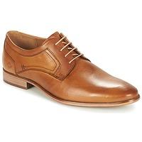 Zapatos Hombre Derbie André FLINT Camel