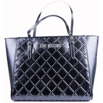 Bolsos Mujer Bolso shopping Moschino Love Bolsos Bolso shopping negro Multicolor