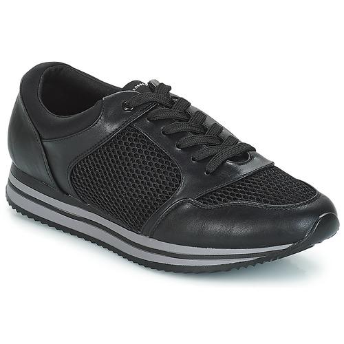 Los zapatos más populares para hombres y mujeres Zapatos especiales Chattawak COME Negro