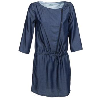 textil Mujer vestidos cortos Chipie JULIETTE Azul