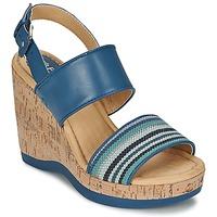 Zapatos Mujer Sandalias Hush puppies GRACE LUCCA Azul