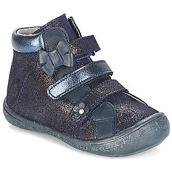 Zapatos Niña Botas de caña baja Citrouille et Compagnie JODIL Azul