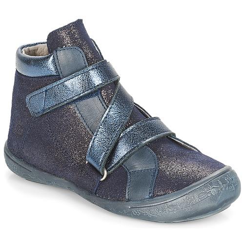 Zapatos Niña Zapatillas altas Citrouille et Compagnie HISSOU Azul