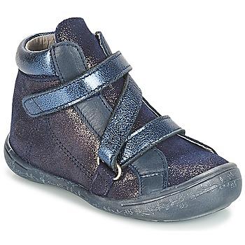 Zapatos Niña Botas de caña baja Citrouille et Compagnie JISSOU Azul