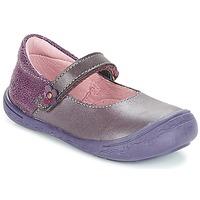 Zapatos Niña Bailarinas-manoletinas Citrouille et Compagnie JITSONBU Violeta