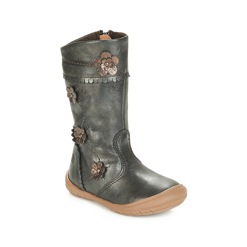 Zapatos Niña Botas urbanas Citrouille et Compagnie JAMATIS Bronce