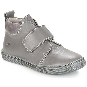 Zapatos Niño Botas de caña baja Citrouille et Compagnie JOJAMO Gris