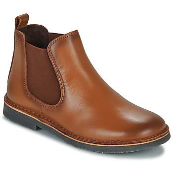 Zapatos Niño Botas de caña baja Citrouille et Compagnie JOVETTE Camel