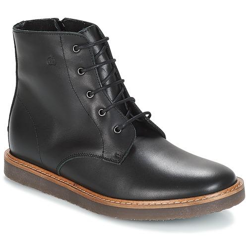 Citrouille et Compagnie JENKI Negro - Envío gratis | ! - Zapatos Botas de caña baja Nino