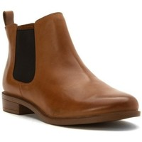 Zapatos Mujer Low boots Clarks Taylor Shine Marrón