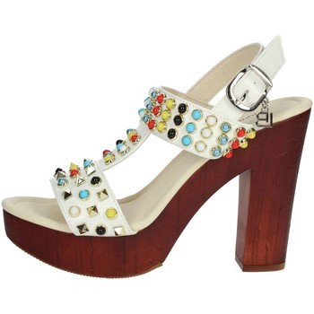 Zapatos Mujer Sandalias Laura Biagiotti 1010-X3 Blanco