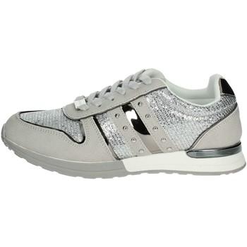 Zapatos Mujer Zapatillas bajas Laura Biagiotti 679 Gris hielo
