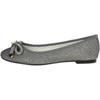 Zapatos Mujer Bailarinas-manoletinas Laura Biagiotti 709 Plata