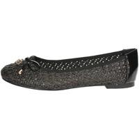 Zapatos Mujer Bailarinas-manoletinas Laura Biagiotti 711 Negro