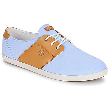 Zapatos Zapatillas bajas Faguo CYPRESS13 Blu / Camel