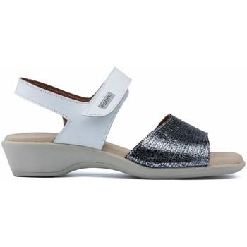 Zapatos Mujer Sandalias Jaguar S  EOS SILVER