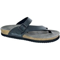 Zapatos Hombre Zuecos (Mules) Mephisto Niels Negro