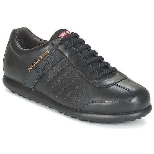 Zapatos especiales para hombres y mujeres Camper PELOTAS XLITE Negro