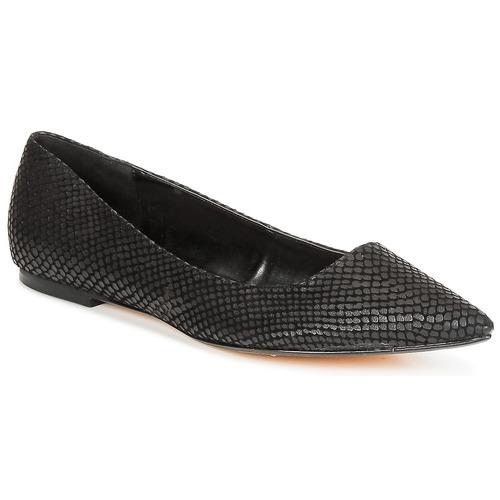 Zapatos Mujer Bailarinas-manoletinas Dune London AMARIE Negro