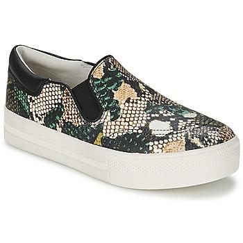 Zapatos Mujer Slip on Ash JAM Serpiente