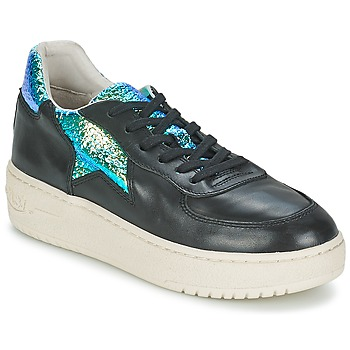 Zapatos Mujer Zapatillas bajas Ash FOOL Negro / Verde
