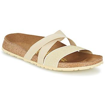 Zapatos Mujer Sandalias Papillio COSMA Beige / Dorado