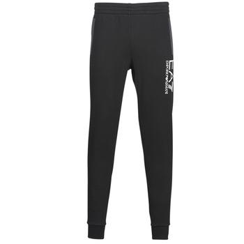 textil Hombre Pantalones de chándal Emporio Armani EA7 TRAIN TRITONAL M PANTS CH BR Negro / Gris