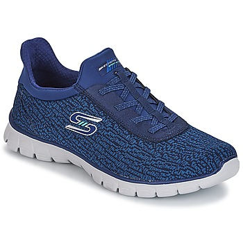 Zapatos Mujer Fitness / Training Skechers EZ FLEX 3.0 Azul