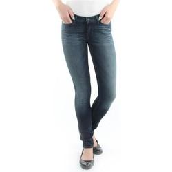 textil Mujer Vaqueros slim Wrangler Jeans  Jaclyn  Dark Lake W26DU468Y azul