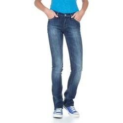 textil Mujer Vaqueros slim Lee Bonnie L302ALFR azul