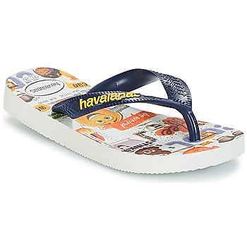 Zapatos Niño Chanclas Havaianas KIDS EMOJI MOVIE Blanco