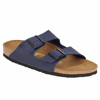 Zapatos Hombre Zuecos (Mules) Birkenstock ARIZONA Azul