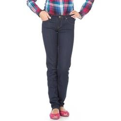 textil Mujer Vaqueros slim Lee Jeans  Lynn Straight  L333EYCU azul