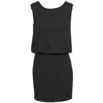textil Mujer vestidos cortos Morgan ROUXE Negro