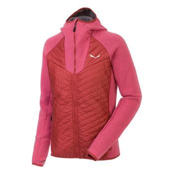 textil Mujer Polaire Salewa Bluza  Fanes PL/TW W Jacket 25984-6336 rosado