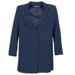 textil Mujer Abrigos See U Soon CARINA Marino