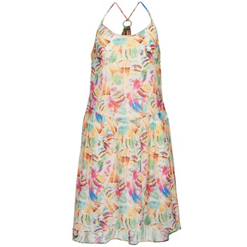 textil Mujer vestidos cortos See U Soon CAROLINE Multicolor