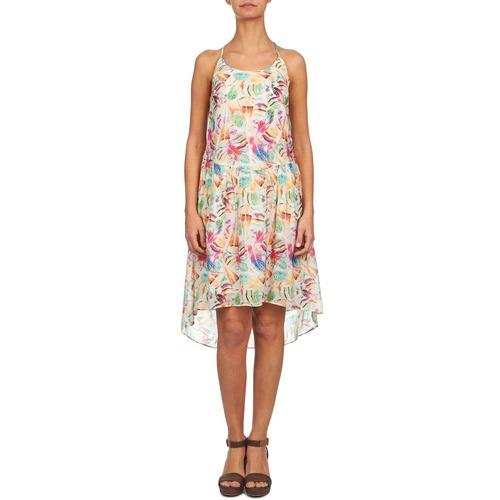 Textil Caroline U See Vestidos Mujer Soon Cortos Multicolor 80mnNw